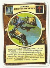 MUTANT CHRONICLES DOOMTROOPER: CAMERA CRIOTECNOLOGICA (CRYOTECH CHAMBER) APO ITA
