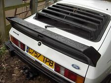 Ford Capri Mk 3 Rear Louvre NEW Fibreglass including fitting kit G096