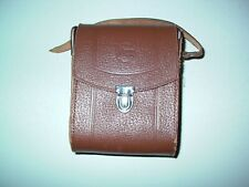 Shop For Cheap Vintage Swiss Made Kern Aarau Brown Leather Binoculars Case Med Homa Binocular Cases & Accessories Cameras & Photo Strap