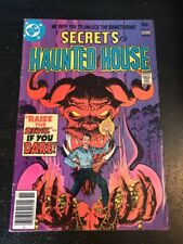 Secrets Of Haunted House#8 Awesome Condition 5.5(1977)