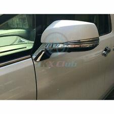 For Toyota RAV4 2019-2020 Rear View Mirror Molding Cover Trims Chrome ABS 4Pcs