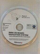 01 02 2003 BMW X5 740i 740iL 745i NAVIGATION MAP DISC 2014 NAV CD 3 TX OK AR LA