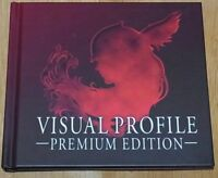 Kou Yoshinari VALKYRIE PROFILE Characters Art Book VISUAL PROFILE