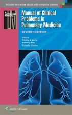 Manual of Clinical Problems in Pulmonary Medicine (Lippincott Manual Series)