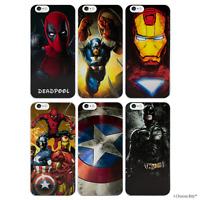 """Marvel Héros Coque/Étui Apple iPhone 6/6s (4.7"""") Protecteur D'écran / Plastique"""