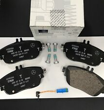 Genuine Mercedes Benz Front Brake Pads  W176 / W246 AMG Sport