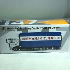 1/64 TINY Hong Kong CAR 147 HINO 500 Box Lorry South Transport Truck ATC64584