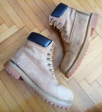 Womens Brown Timberland Boots Size 4