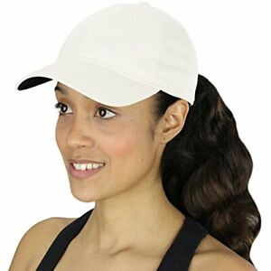 Adidas Women's Performance Front Hit Relaxed White Hat (OSFM)