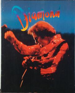 NEIL DIAMOND 1980 TOUR BOOK #2 NR