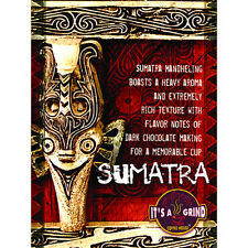 Sumatra - Gourmet Whole Bean Coffee - 1 lb.