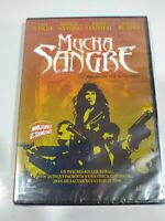 Mucha Sangre Pepe de las Heras Terror DVD Region 2 Español - 3T