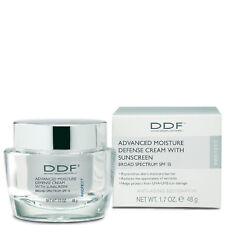 DDF Advanced Moisture Defense SPF 15 UV face Cream 1.7 oz/50 ml NIB Sealed