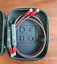 Audioquest Fire XLR Interconnect Cables (1m Pair)