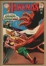 Hawkman #24 - The Robot Raiders! - 1968 (Grade 5.0/5.5) WH
