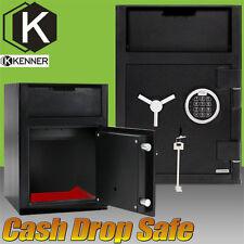 Kenner Premium Heavy Duty Deposit Cash Drop Safe
