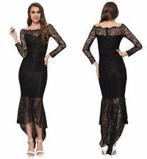 Unbranded Asymmetric Dresses for Women's Maxi Dresses