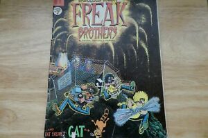Short Stories From The Fabulous Furry Freak Brothers # 7 Knockabout Comics 1982