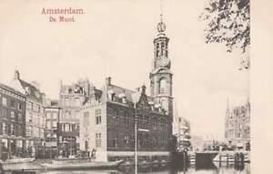 Ansichtkaart Nederland : Amsterdam - De Munt (boxa0005)