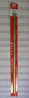 K&S 8133 5/16 (7.94mm) Outside Diameter Round Brass Tube (Pk1)