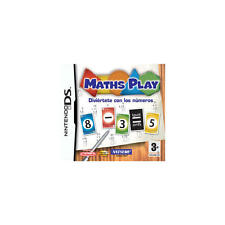 Nintendo DS Region Maths Play