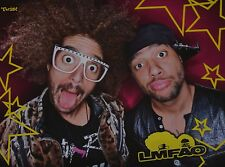 LMFAO - A4 Poster (ca. 21 x 28 cm) - Clippings Fan Sammlung NEU