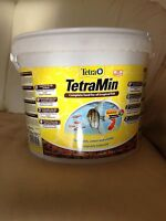 TETRAMin Fish flakes FOOD 200g Suitable For all Tropical Fish Original Refill