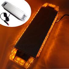 36 LED Magnet Roof Top Emergency Hazard Warning Flash Strobe Light Bar Amber/Yel