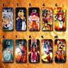 Super Saiyan Dragon Ball Z DBZ Anime Goku UV Case Cover for Samsung Galaxy S,J,A