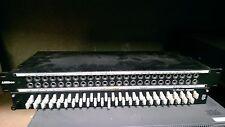 "Bittree Audio Long Frame 1/4"" B48Dc-Nniis/E3 M2Ou12L 2x24 1U Black 12"" Chassis"
