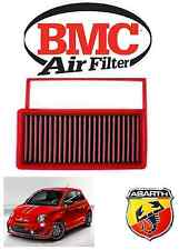 BMC FILTRO ARIA SPORTIVO AIR FILTER ABARTH 500 1.4 16V TURBO T-JET / ESSEESSE SS