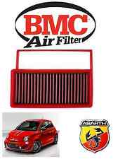 BMC FILTRO ARIA SPORTIVO AIR FILTER ABARTH 500 1.4 16V TURBO T-JET 695 FERRARI