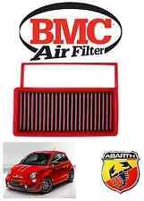 BMC FILTRO ARIA SPORTIVO AIR FILTER ABARTH 500 1.4 16V TURBO T-JET 695 FERRARI