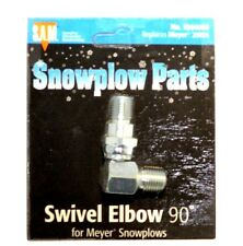 Elbow, swivel 90 degree, Snow Plow, Meyer 21855, part #1304055