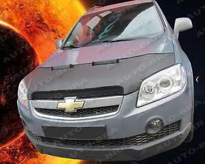 BONNET BRA for Chevrolet Holden Captiva 2006-2010 STONEGUARD PROTEKTOR