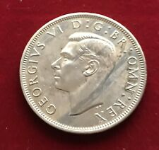 KING GEORGE VI 1950 HALF CROWN PROOF