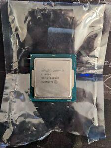 Intel core i7 6700 @ 3.40GHz