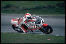 474001 Johnny Cecotto 750cc Yamaha Mosport A4 Photo Print