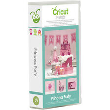 CRICUT *PRINCESS PARTY* CARTRIDGE *NEW* FAIRY TALE BIRTHDAY PARTY FROG CASTLE