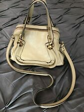 Authentic Chloe Paraty Size Small in Barbour Khaki