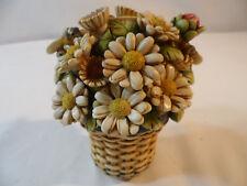 *Harmony Kingdom Daisy Basket Figurine