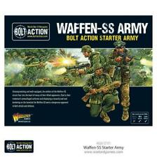 German Waffen SS Starter Army Bolt Action Warlord Games 28mm