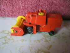 Vintage 1977 Matchbox No.51 Combine Harvester Made In England