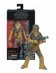 "Star Wars Black Series 6"" Inch Exclusive Chewbacca Solo Story"