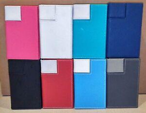 Ultra Pro M2 Deck Box Magic Pokemon Yugioh Cards Dice Leatherette, Random Colors