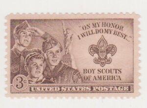 (K565-50) 1950 USA 3c Boy Scouts MINT (AY)