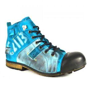 Yellow Cab Industrial 1-g Y15012 Leder Boots Herren Stiefel