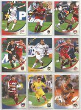 2008 Upper Deck MLS Soccer Complete Set Base #1-200 Beckham, Donovan, Altidore +
