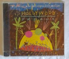 HOLLYOWOOD DREAMS - JHON MAUCERI - BOWL ORCHESTRA - CD SIGILLATO (SEALED)