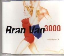 (AM229) Rran Van 3000, Drinking In L.A - DJ CD
